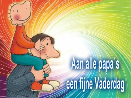 Vaderdag versje | Ave Maria Basisschool Vlezenbeek